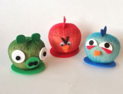 Angry Birds Kit c/3