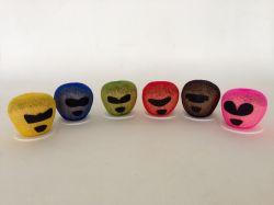 Power Rangers Kit c/6