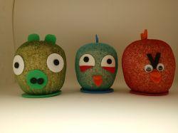 Angry Birds Kit c/3